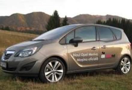 Test Drive Wall-Street: Opel Meriva