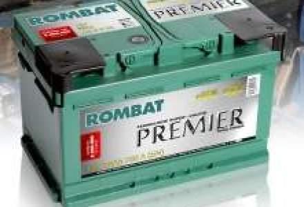 Rombat a produs anul acesta 2 milioane de baterii