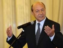 Traian Basescu, votat...