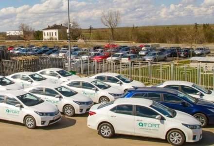 ALD Automotive a livrat o flota de 52 autovehicule Toyota unei firme din domeniul constructiilor