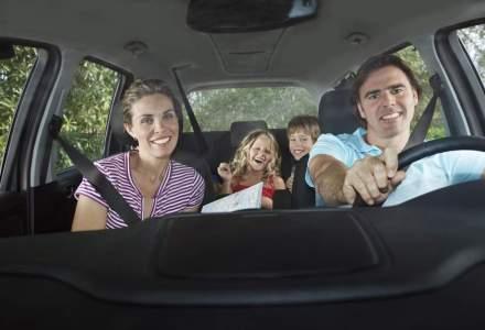 Cele mai sigure masini de familie, in viziunea americanilor