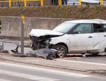 Accident rutier produs de...