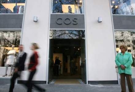 H&M aduce pe Calea Victoriei brandul de lux COS