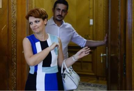 Lia Olguta Vasilescu, primarul Craiovei, a fost retinuta