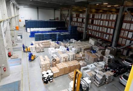 Wim Bosman investeste 2 mil. euro in extinderea centrului logistic din Ploiesti