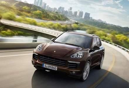 Porsche anunta un recall pentru 951 de Cayenne in Romania