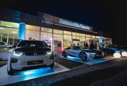 Automobile Bavaria a deschis un showroom BMW in Targu Mures