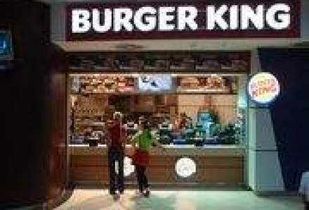 Buger King inaugureaza restaurantul din Piata Romana