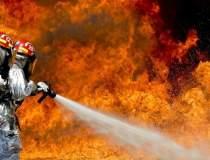 Incendiu intr-un minister: 47...