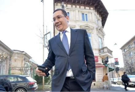 Victor Ponta se afla la sediul DNA Prahova, pentru audieri in dosarul lui Sebastian Ghita