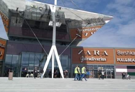 Coresi, pariul de 60 mil. euro al Immochan din Brasov, confirma: peste 8 mil. vizitatori au trecut pragul mall-ului din centrul tarii
