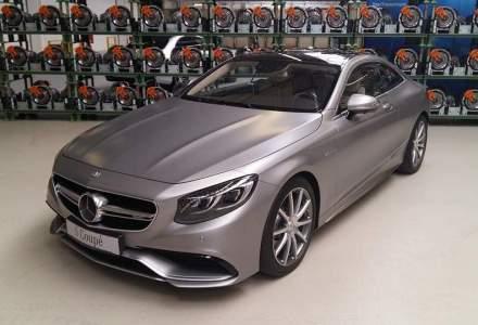 Daimler a demarat productia de cutii de viteze automate 9G Tronic la Sebes
