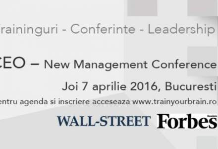 (P) CEO- New Management Conference