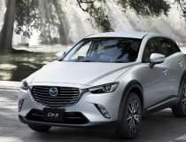 Mazda CX-3, cel mai vandut...