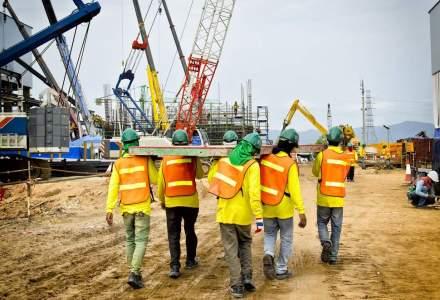 TOP: Tarile din UE in care angajatorii cheltuiesc cel mai mult cu forta de munca din constructii