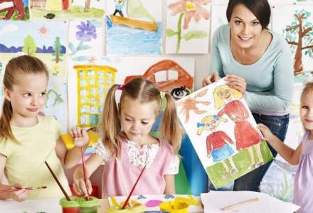 Specialist in educatie: Copiii pot invata mai eficient prin activitati distractive