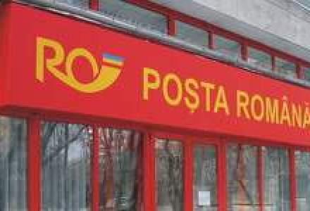 Posta Romana contesta in instanta amenda de 24 mil. euro