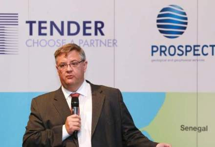 Compania Prospectiuni, controlata de Ovidiu Tender, a intrat in insolventa