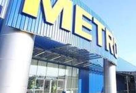 Metro investeste 15-20 mil. euro intr-un nou magazin cash & carry. Afla aici unde