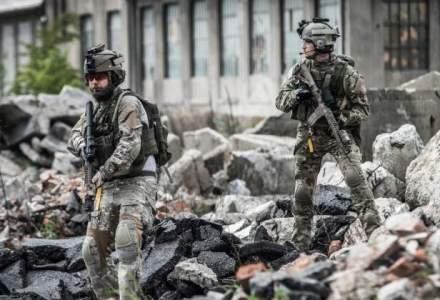 Mai multe explozii, auzite intr-o zona din Kabul in care se afla diplomati