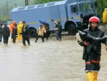 Inundatii masive in judetul Arad