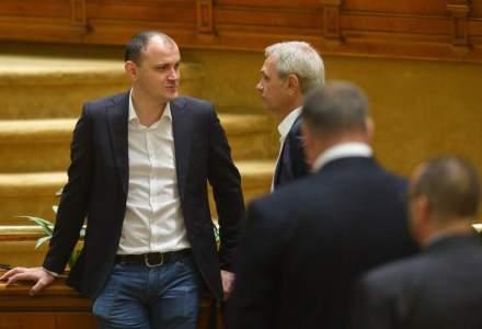 Sebastian Ghita este la DNA Ploiesti, acesta trebuie sa plateasca o cautiune de 13 milioane de euro