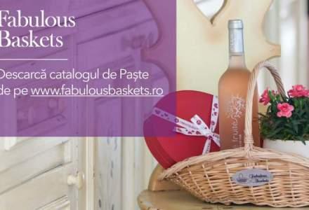 (P) Descopera cadourile Fabulous Baskets realizate special pentru tine