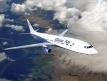 Blue Air va avea doua zboruri...