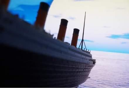 Afacerile din spatele Titanicului, nascute in cei 104 ani de cand nava s-a scufundat in Atlantic