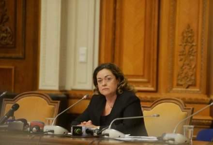 Ministrul Muncii, Ana Costea, si-a dat demisia. Dacian Ciolos a acceptat-o