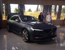 Volvo a lansat in Romania...