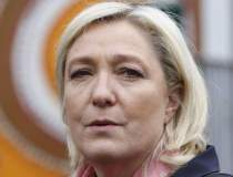Marine Le Pen este asteptata...