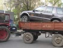 Problema masinilor parcate...
