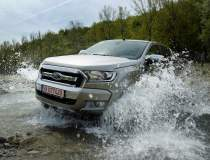 Test drive cu Ford Ranger...