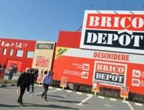 Brico Depot bate palma cu...