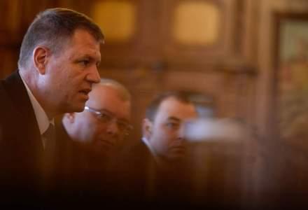 Klaus Iohannis: Spre disperarea coruptilor, lupta anticoruptie se desfasoara cu intensitate mare