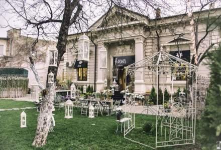 O vila devenita atelier de creatie florala: cum arata bijuteria arhitecturala de langa Guvern in care astazi se regaseste un spatiu cu adevarat idilic
