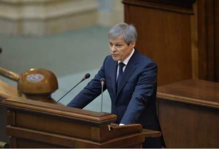 Dacian Ciolos: Vom reincepe procesul de elaborare a ordonantei de urgenta pentru salarizarea bugetara