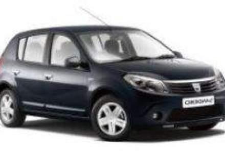 Dacia nu a simtit criza la export. Vezi aici cifrele anului 2010