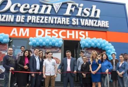 Distribuitorul de peste Ocean Fish isi lanseaza propria retea de magazine