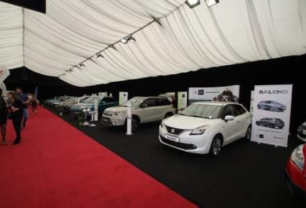 Preturi reduse la peste 30 de modele de masini noi, la Salonul Auto-Moto din Piata Constitutiei