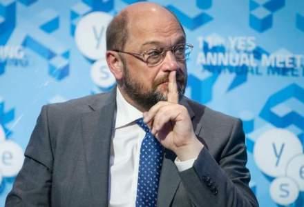 """Martin Schulz: Dezbaterile politice in UE au devenit """"dialog al surzilor""""; tendintele populiste se amplifica"""