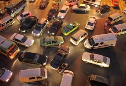 Restrictii de trafic in Bucuresti in perioada 23 aprilie - 24 aprilie