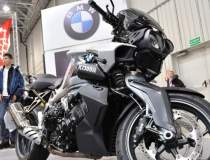Divizia de motociclete a BMW...