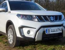Suzuki Vitara, micul SUV al...