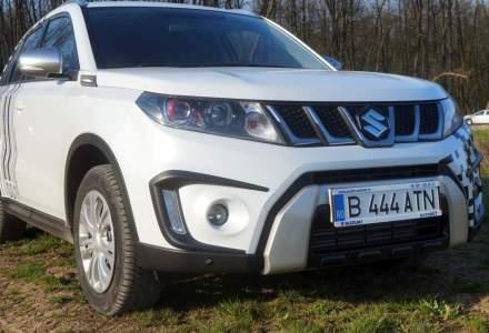 Suzuki Vitara S: test drive cu micul SUV al japonezilor. Isi domina adversarii europeni la dotari si pret