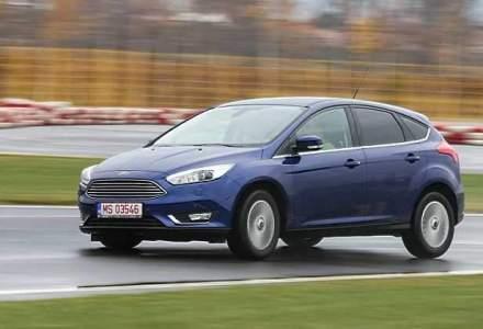 Ford inchide primul trimestru din 2016 pe locul al doilea in topul vanzarilor din Romania, dupa Dacia