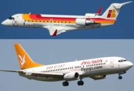Doi noi operatori aerieni ar putea intra pe piata romaneasca in 2011