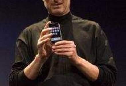 Steve Jobs, in concediu medical. Actiunile Apple o iau rapid la vale