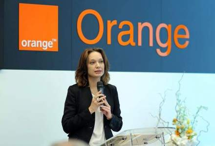Ce a declarat Liudmila Climoc, viitorul CEO al Orange Romania, la prima aparitie publica